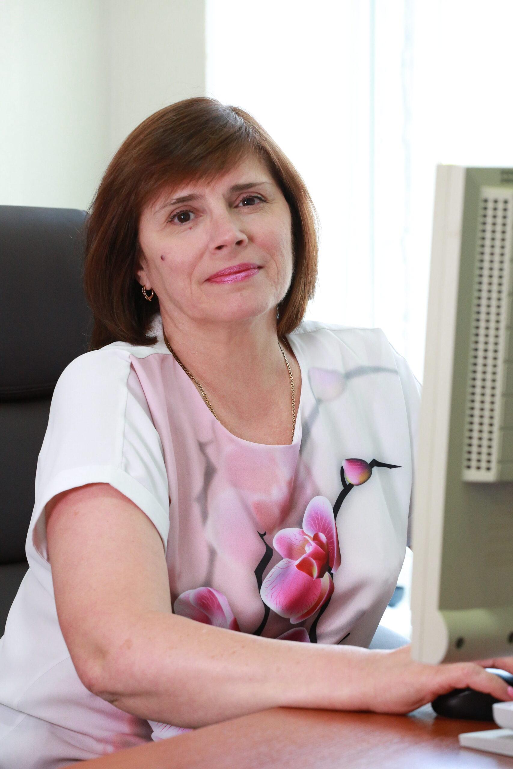 Надежда Ивановна главный бухгалтер